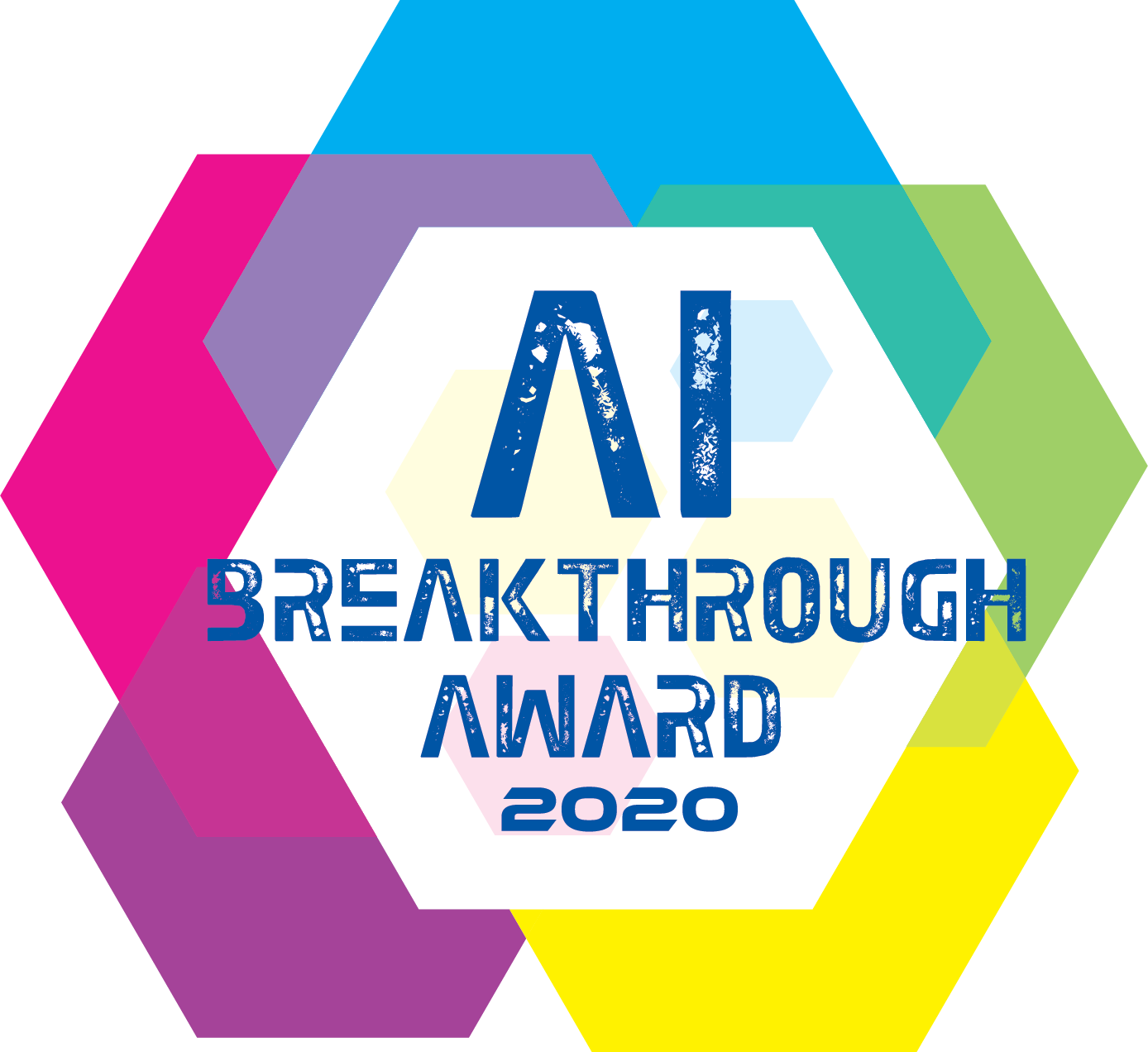 AI Breakthrough Award 2020 Badge