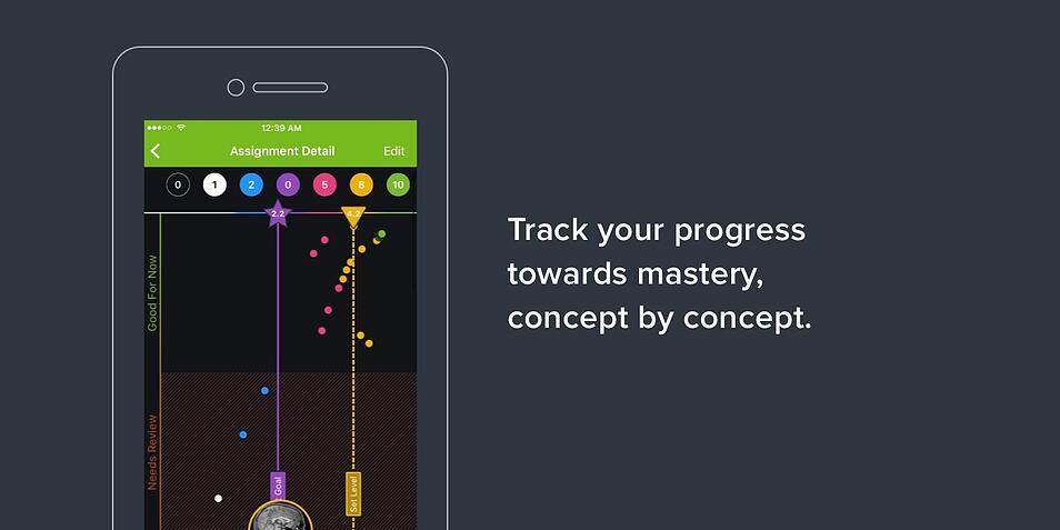 Smart Learn - track progress