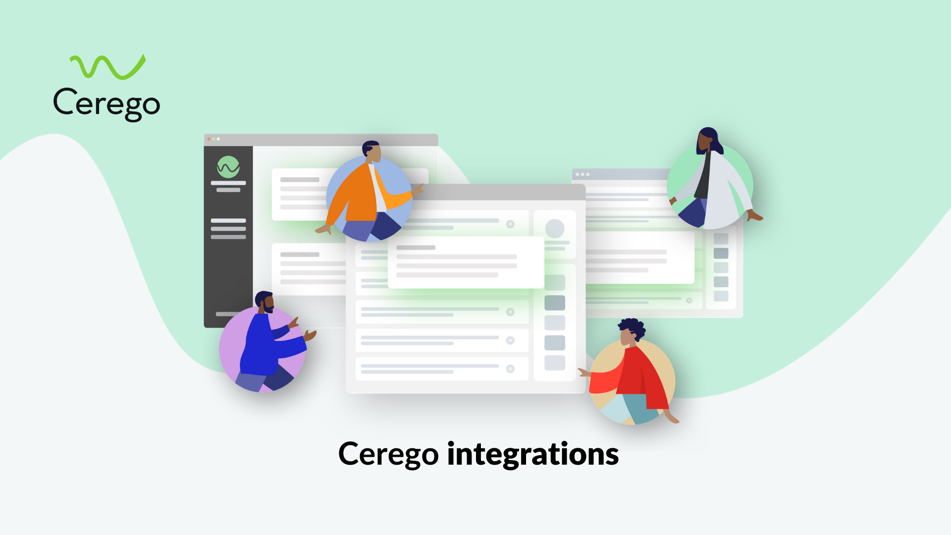 Cerego integrations