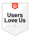 Users Love Us - G2