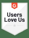 Users Love Us - G2