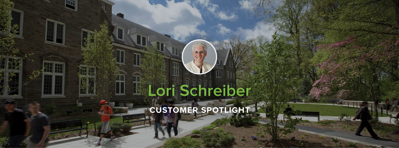 Customer Spotlight:Instructor Lori Schreiber, Penn State Abington