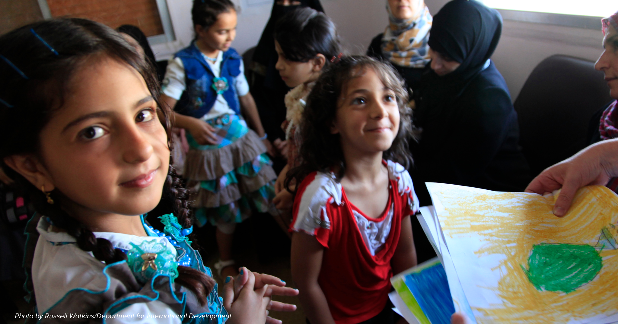 Cerego supports learning - and hope for the future - for refugee children